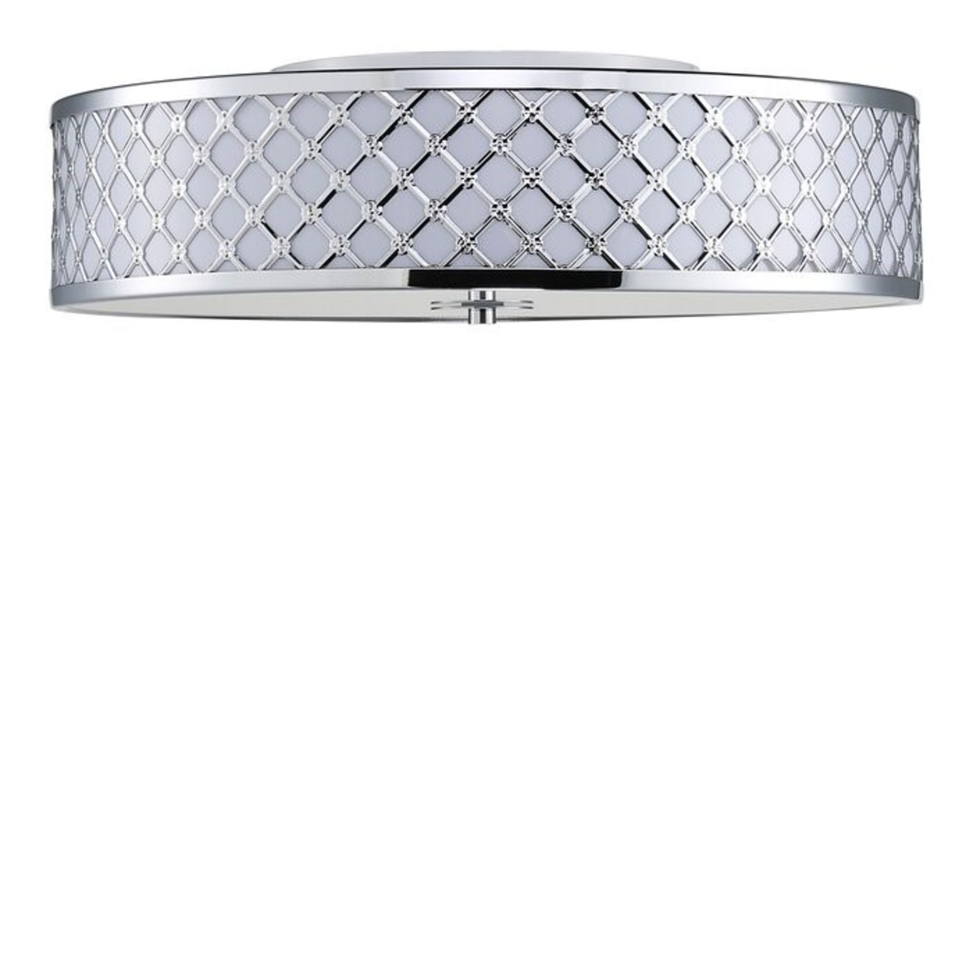 BENFIELD 5-LIGHT FLUSH MOUNT BY CLASSIC LIVING