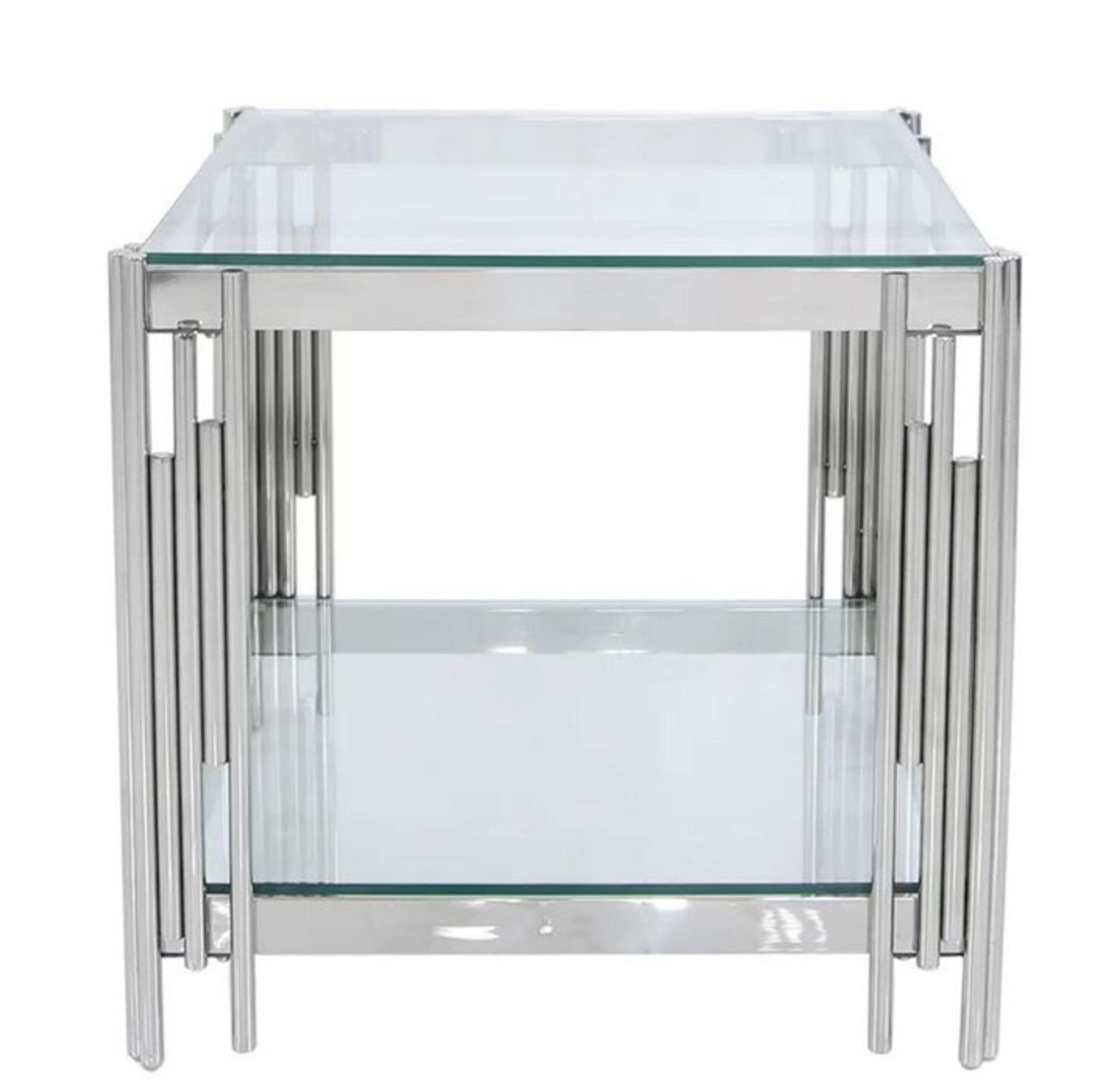DUCKETT SIDE TABLE