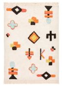 LA REDOUTE IVICA CHILD'S COTTON RUG (120X180CM)