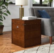 STEAMER SIDE TABLE