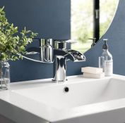 ADAMSON WATERFALL MONO BASIN MIXER