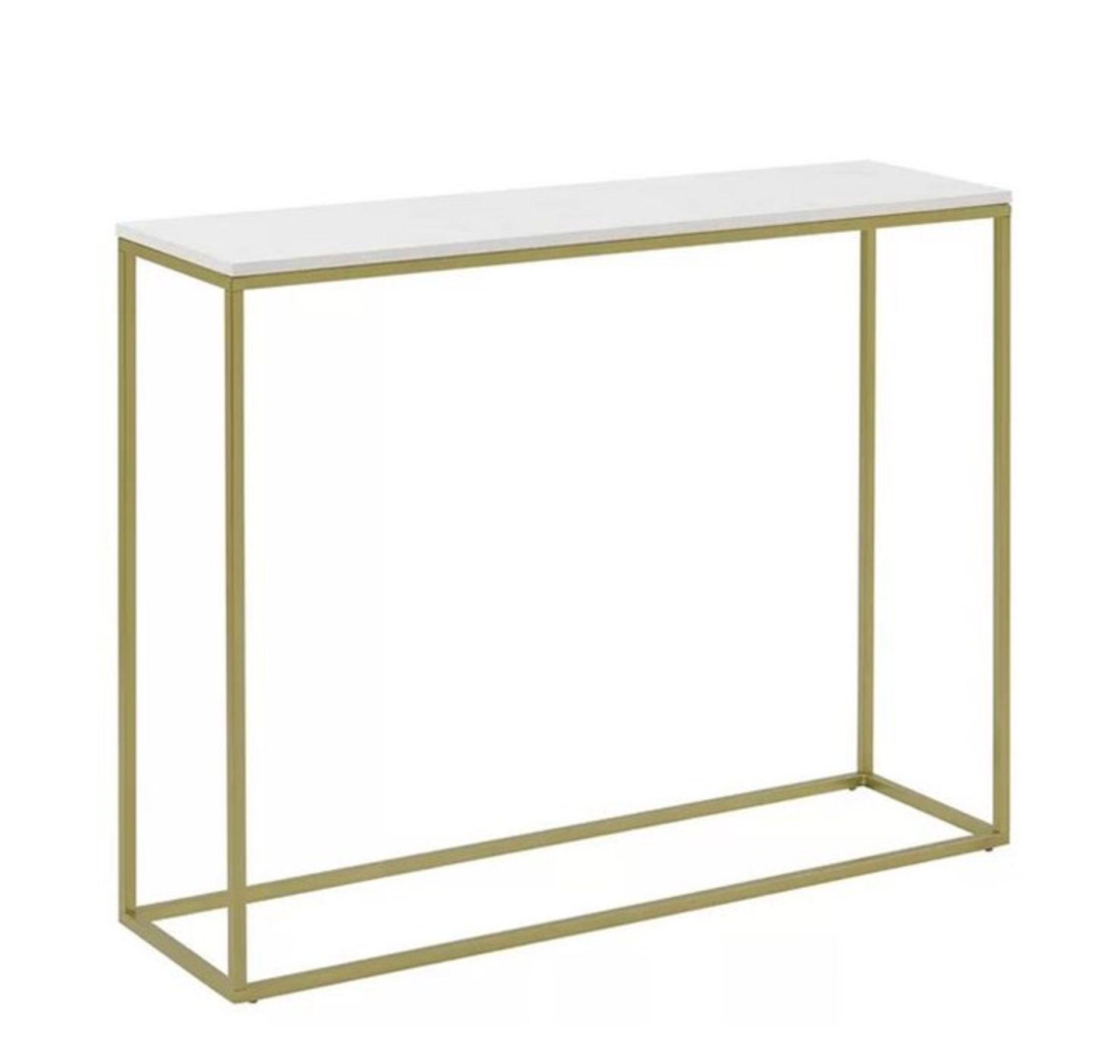 DORIAN CONSOLE TABLE
