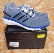 ADIDAS ENERGY BOOST 3 MENS TRAINERS - UK SIZE 7/GREY