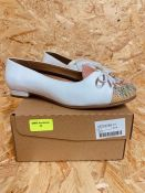 VAN DAL LADIES SHOE - UK SIZE 7/WHITE