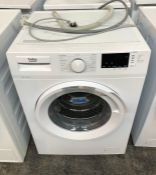 BEKO WTL84131W FREESTANDING WASHING MACHINE