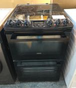 ZANUSSI ZCV46250BA DOUBLE ELECTRIC COOKER