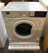 JOHN LEWIS JLBIWM1404 INTEGRATED WASHING MACHINE