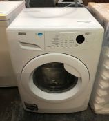ZANUSSI ZWF71463W WASHING MACHINE, 7KG LOAD