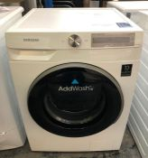 SAMSUNG SERIES 6 WW90T684DLH FREESTANDING WASHING MACHINE, 9KG LOAD