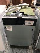 BOSCH SPV4EMX21G DISHWASHER