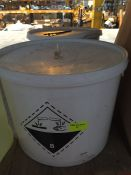 1 LOT TO CONTAIN 2 X 10KG TUBS OF ZENITH TANNIN REMOVER