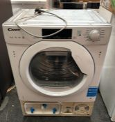 CANDY CBTD H7A1TE-80 HEAT PUMP TUMBLE DRYER / RRP £499.00 / CONDITION REPORT: UNTESTED CUSTOMER