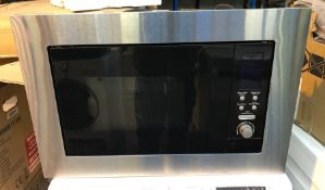MONTPELLIER MON-MWBI17-300 BUILT-IN SLIM DEPTH SOLO MICROWAVE / RRP £179.00 / CONDITION REPORT: