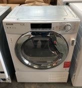 HOOVER HTDBW H7A1TCE INTEGRATED HEAT PUMP TUMBLE DRYER
