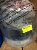 1 LOT TO CONTAIN A 2.5L TUB OF DULUX TRADE VINYL MATT WHITE PAINT - L10