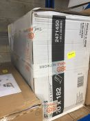 1 LOT TO CONTAIN A BOX OF STAPLES C-FOLD HAND TOWELS - L10