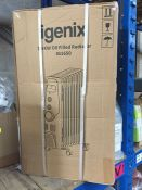 1 LOT TO CONTAIN AN INGENIX 1.5KW OIL FILLED RADIATOR - L10