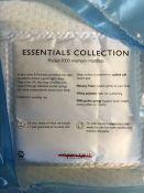 JOHN LEWIS ESSENTIALS COLLECTION POCKET 1000 MEMORY MATTRESS / SIZE: DOUBLE