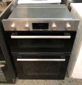 BOSCH MBS133BR0B BUILT-IN DOUBLE OVEN