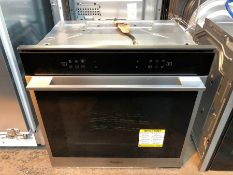 WHIRLPOOL W7OM44BPS1P SINGLE BUILT-IN ELECTRIC OVEN