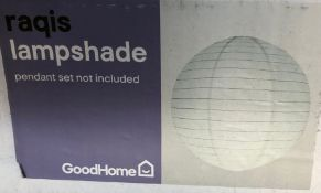 APPROX 15 X RAQIS LAMPSHADES / COMBINED RRP £120.00 / GRADE A