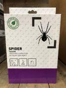 4 X SPIDER VACUUMS / GRADE A, UNTESTED