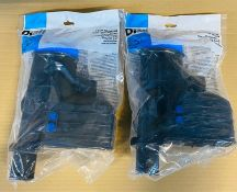 """1 X VERY LARGE BAG TO CONTAIN SEVERAL DIALL DUAL-FLUSH SYPHONS 8"""" / GRADE A"""