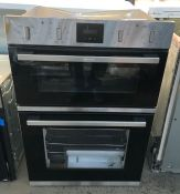 NEFF U1GCC0AN0B BUILT-IN DOUBLE ELECTRIC OVEN