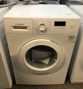 BOSCH WAJ28008GB FREESTANDING WASHING MACHINE
