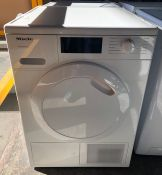 MIELE TEB145 WP HEAT PUMP FREESTANDING TUMBLE DRYER