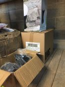ONE LOT TO CONTAIN ONE BOX OF 3M OVERSLEEVE ,KNITTED CUFFS, 435 (QTY 150 PER BOX) BOXED, ALSO A