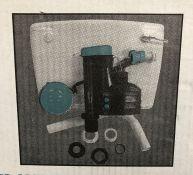 1 X FLUIDMASTER CISTERN (H) 340mm (W) 500mm (D) 155mm / RRP £30.00