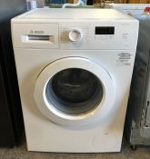 BOSCH SERIE 2 WAJ28008GB FREESTANDING WASHING MACHINE
