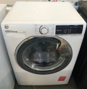 HOOVER H-WASH 300 H3WS 495TACE/1-80 FREESTANDING WASHING MACHINE