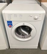 INDESIT IDV75 ECOTIME VENTED TUMBLE DRYER