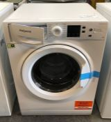 HOTPOINT NSWM 843C W FREESTANDING WASHING MACHINE