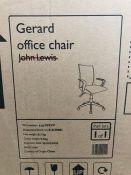 JOHN LEWIS GERARD OFFICE CHAIR