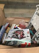 1 LOT TO CONTAIN AN ASSORTMENT OF HOMEWARE ITEMS, CONDITIONS VARY, ITEMS TO INCLUDE : BOOKS, ELDERLY