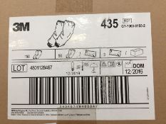1 LOT TO CONTAIN 2 BOXES OF AS NEW 3M OVERSLEEVE ,KNITTED CUFFS, 435 (QTY 150 PER BOX) BOXED