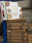 1 LOT TO CONTAIN 16 X PACKS OF MATHMATICAL MOMENTS KEY STAGE 1 LEARNING WALL MOUNTED CARDS, COME