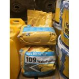 1 LOT TO CONTAIN 5 X 5KG BAGS OF SIKA MONOTOP 109 WATERPROOFING
