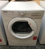 HOOVER HLV10LG VENTED TUMBLE DRYER
