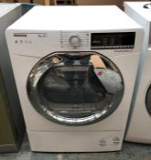 HOOVER DYNAMIC NEXT DXOH9A2TCE-80 HEAT PUMP FREESTANDING TUMBLE DRYER
