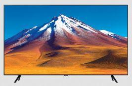 SAMSUNG UE50TU7020K 50 INCH CRYSTAL ULTRA HD 4K TV - TESTED WORKING