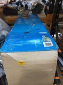 1 X MAC ALLISTER 33CC 255MM PETROL BRUSHCUTTER (UNTESTED CUSTOMER RETURNS) RRP £120.00