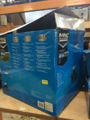 1 X MAC ALLISTER MTIP1400-2 1400W CORDED TILLER RRP £100.00 (UNTESTED CUSTOMER RETURNS)