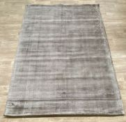 LA REDOUTE IZRI AGED-EFFECT RUG IN TAUPE (160X230)