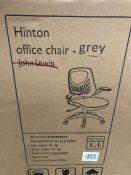 JOHN LEWIS HINTON OFFICE CHAIR