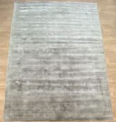 LA REDOUTE HAND-TUFTED SHORT-PILE RUG (200X290)