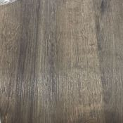 1 X 4M HIGH-END GERMAN KITCHEN WORKTOP, BROWN / SIZE: 4000mm X 600mm / RRP £620.00 / AS NEW